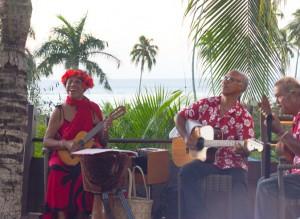 Concert Le Trio Hauata